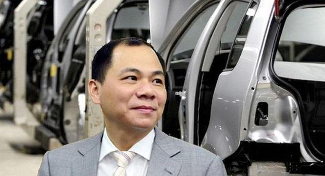 Tập đoàn Vingroup của ông Phạm Nhật Vượng đang lên kế hoạch thâm nhập vào Mỹ.
