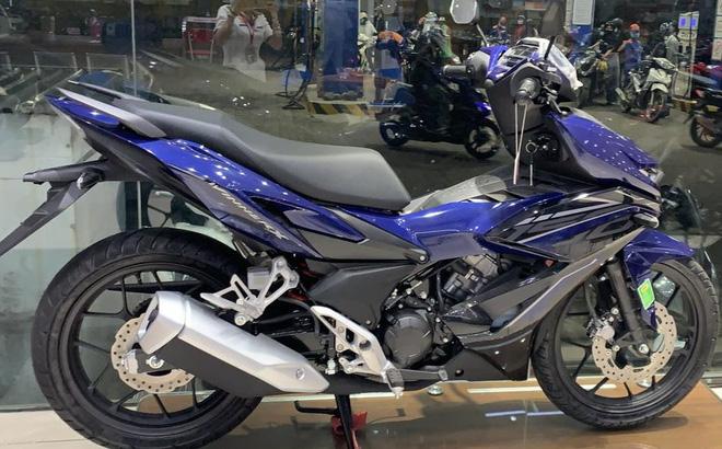 Giá Honda Winner X về mức từ 36 triệu đồng là thấp nhất từ trước đến nay.
