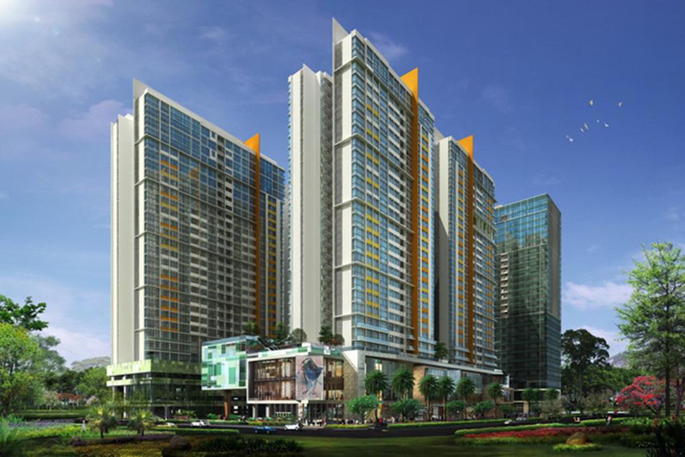 Khu căn hộ cao cấp The Vista tại Quận 2, Thành phố Hồ Chí Minh