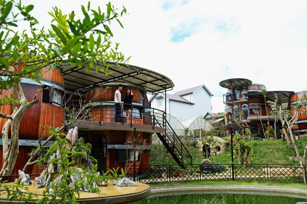 Mô hình Homestay tại Lâm Đồng