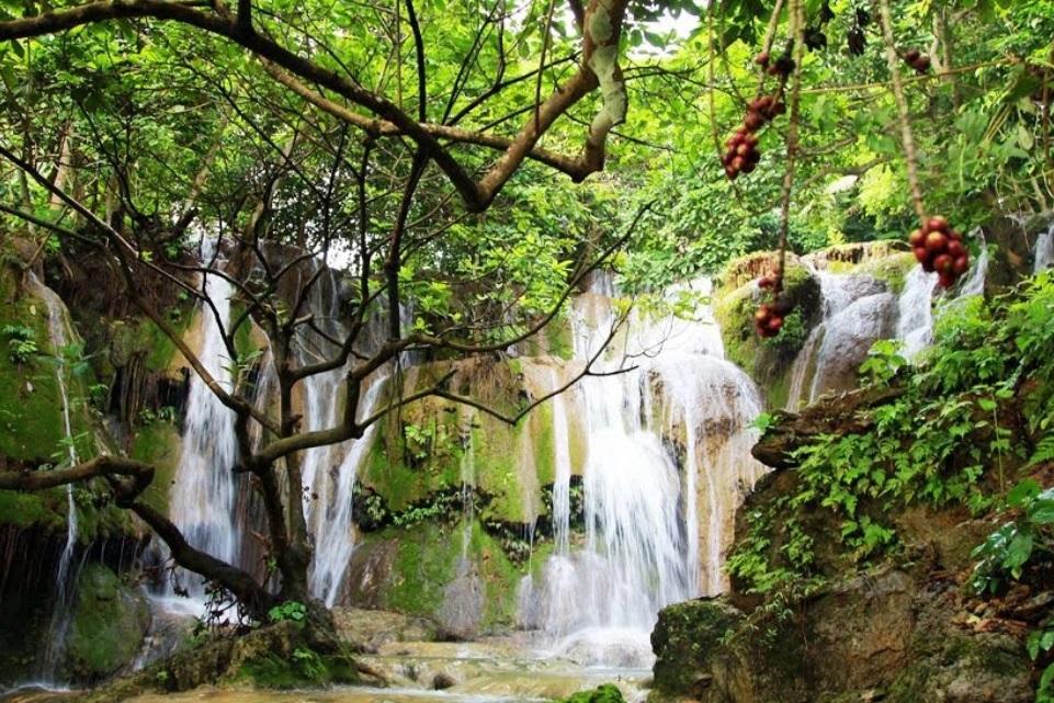 Khu du lịch Thác Voi tại Thạch Thành -Thanh Hóa