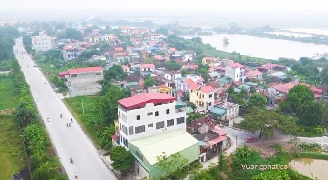 Một góc huyện Kim Bảng tỉnh Hà Nam