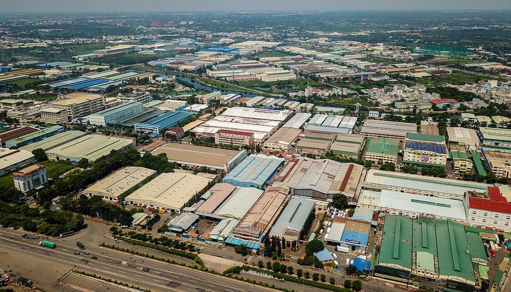 Khu công nghiệp Tân Tạo TPHCM