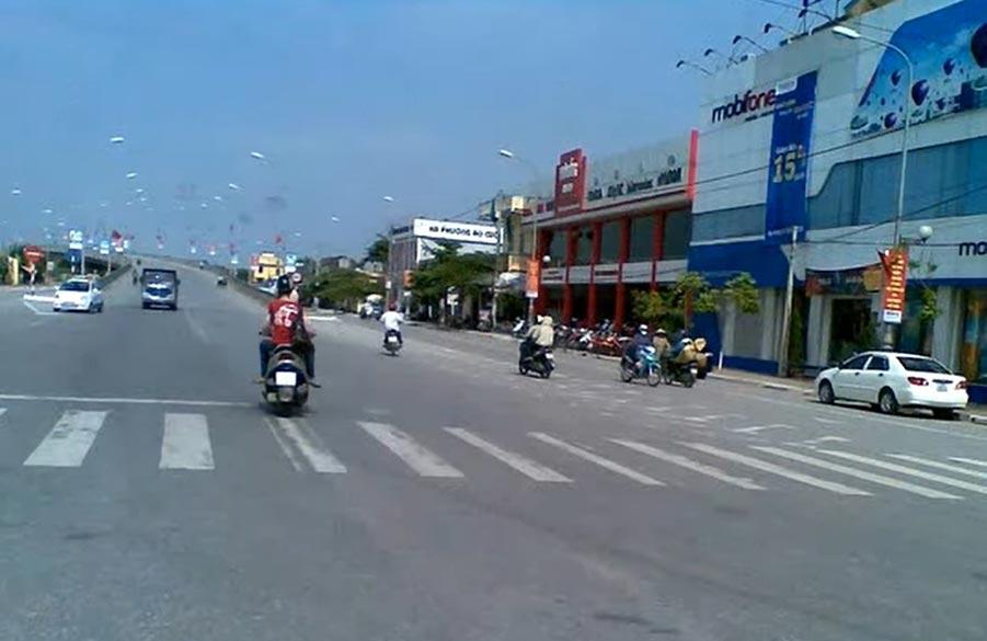 Một góc tỉnh Thái Bình