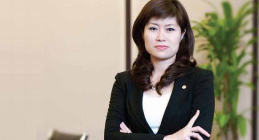 Nữ lãnh đạo Mai Hương Nội