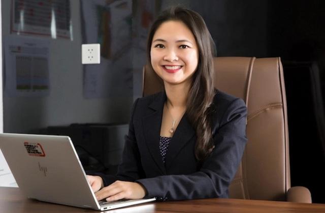 Nữ lãnh đạo Lê Ngọc Chi