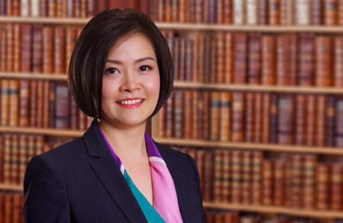 Nữ lãnh đạo Nguyễn Diệu Linh