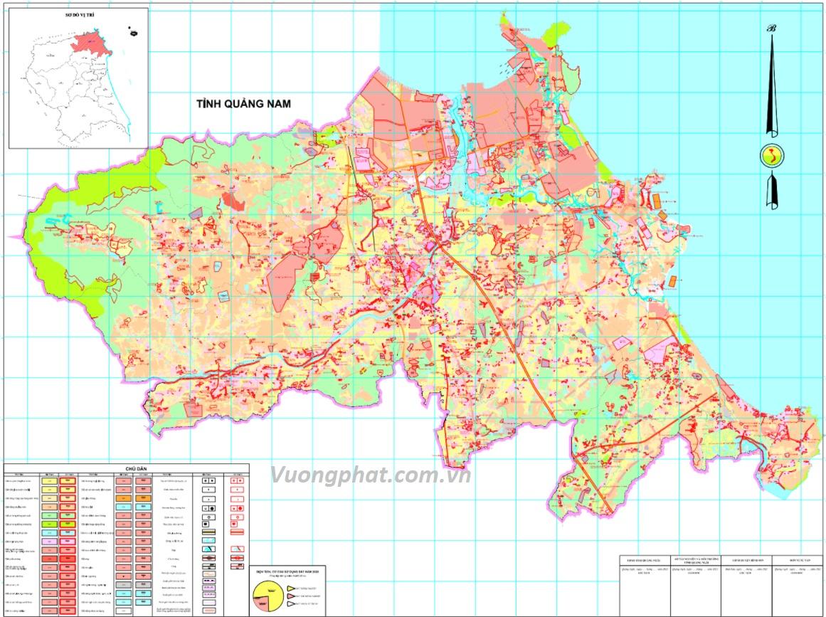 Bản đồ sử dụng đất