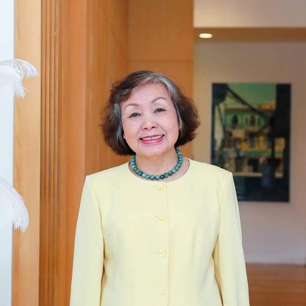 Bà Nguyễn Thị Sơn - người sáng lập nên Sơn Kim Group
