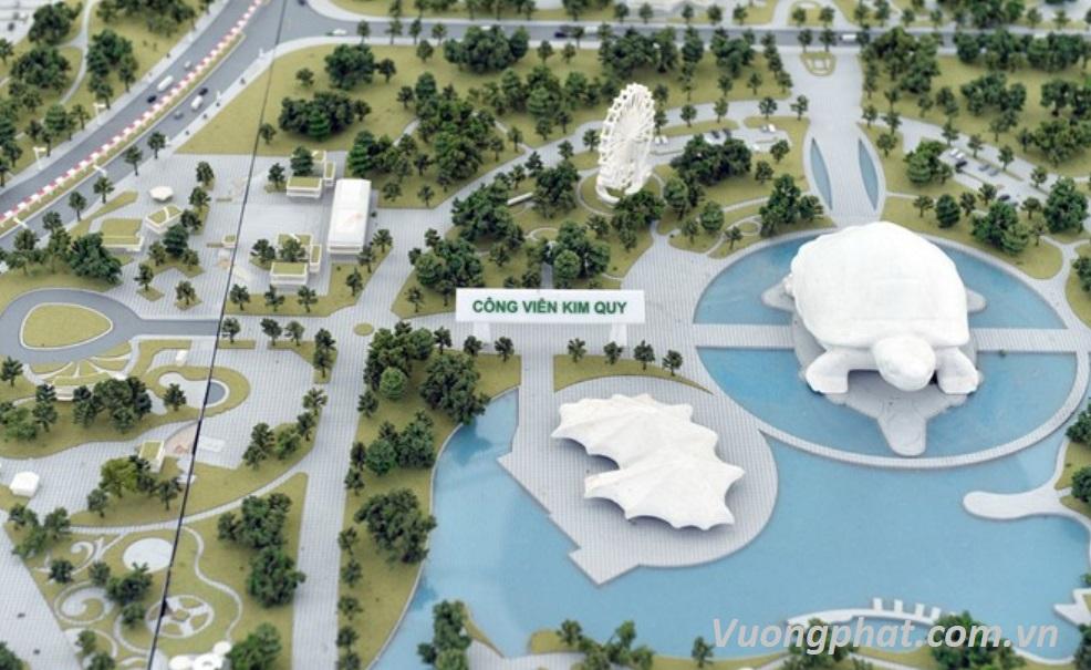 Phối cảnh dự án Công viên Sài Gòn Safari
