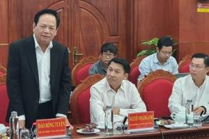 Ông chủ Tuần Châu muốn đầu tư lớn tại Cà Mau
