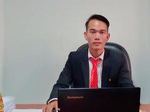 Hai lãnh đạo công ty bất động sản tại Bình…