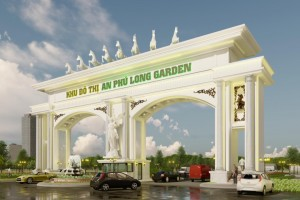 Khu Đô Thị An Phú Long Garden Phú Giáo Bình Dương
